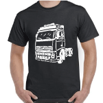 T-shirt camion Volvo